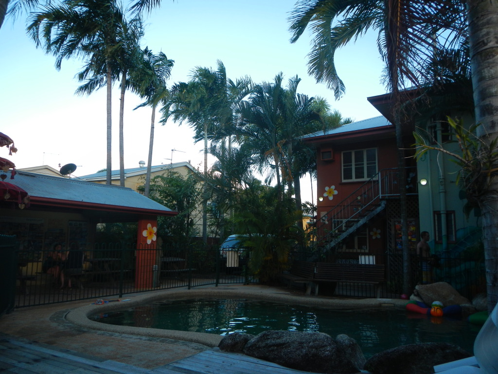 Travellers Oasis in Cairns, Australia